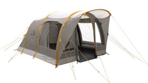 Easy Camp HURRICANE 300 Air Camping Tent, 3 people camping tent, Outdoor Camping Equipment - Grasshopper Leisure